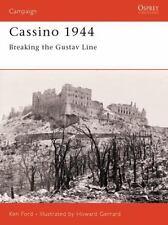 Cassino 1944 : Breaking the Gustav Line by Ken Ford (2004, Paperback)