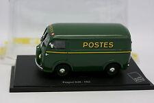 UH Presse 1/43 - Peugeot D4B 1961 Postes