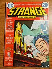 Strange Adventures #238 Bronze Age Tom Thumb Adam 1st Print Justice League DC
