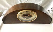 Vintage 1940s Revere Telechron Shelf Mantle Clock Works