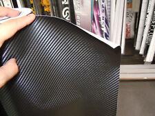 autocollant sticker adhesif CARBONE NOIR  150  x 50 cm special tuning auto moto