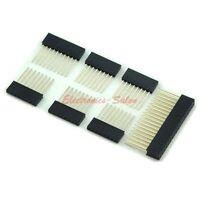 15mm Tall Header Socket Connector Kit, for Arduino MEGA 2560 R3 Projects DIY.