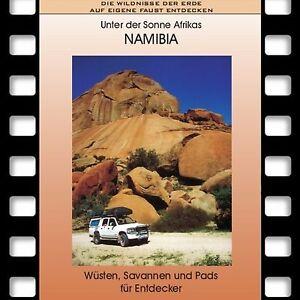 NAMIBIA - Reise-DVD für Entdecker 2020 * 5000 km Highlights für Naturliebhaber
