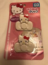 Hello Kitty Magnet Clip Animation Character