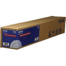 "Epson Premium Glossy Photo Inkjet Paper 170 (24"" x 100' Roll) #S041390"