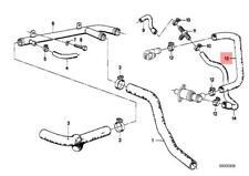 bmw engine hoses cl s for 1979 bmw 7 series ebay BMW X4 genuine bmw e12 e23 e24 e3 e9 coupe thermostat water hose oem 11611259414 fits bmw 7 series 1979