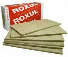 Acoustic Mineral Wool for Making Acoustic Panels & Bass Traps 12 Panels 48