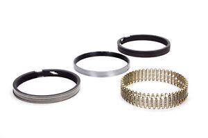 Hastings Piston Rings 2M5510005 8-Cylinder Ring Set Fits 74-75 Pontiac GMC