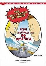 BEAVIS & BUTT-HEAD DO AMERICA Special Edition DVD NEW