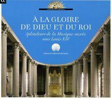 Charpentier / Robin - Gloire de Dieu Et Du Roi [New CD]