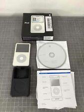 Apple iPod Classic 5th Gen 30Gb Model A1136