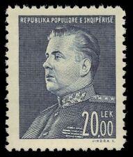 ALBANIA 448 (Mi474) - President Enver Hoxha (pf89344)