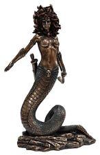 Veronese Bronze Figurine Greek Mythology Medusa Gorgon