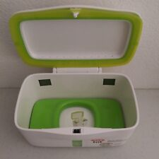 NEW OXO Tot Perfect Pull Wipes Dispenser - Green