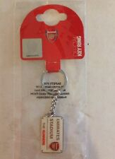 Arsenal Gunners FC Street Sign Keyring / Keychain Official Merchandise