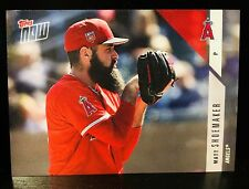 (35) 2018 Topps Now Angels RTOD Road to Opening Day Matt Shoemaker 35 Card Lot