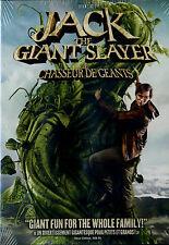 NEW DVD // JACK THE GIANT SLAYER // Ewan McGregor, Stanley Tucci, Eddie Marsan