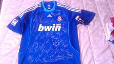 MAILLOT REAL MADRID signé