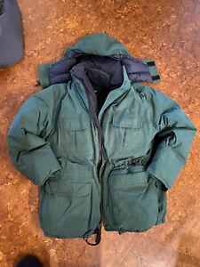 eddie bauer down jacket GORE-tex