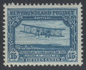 Newfoundland # 180 Mint Never Hinged Very Fine