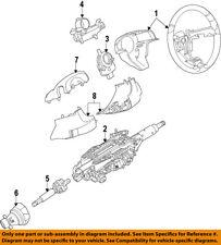 Cadillac GM OEM 12-14 CTS-Steering Wheel 22859516