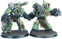 Warhammer 40K Nurgle Death Guard Chaos Space Marines Obliterators