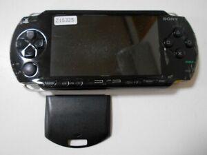 Z15325 Sony PSP-1000 console Black Handheld system Japan Express x