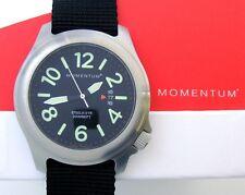 Excellent Momentum Steelix Field Watch on Black NATO Strap 1M-SP74B7B