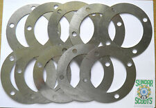 PACK OF 10 200 cc CYLINDER HEAD GASKETS FOR . GP,LI,SX & TV LAMBRETTA SCOOTERS