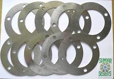 PACK OF 10 200 cc CYLINDER HEAD GASKETS FOR . GP,LI,SX & TV LAMBRETTA SCOOTERS