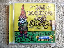 Cristina D'Avena: Mondo Degli Gnomi -  CD sigillato