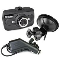 Uniden DCAM 1080p HD Dash Cam Night Vision with SanDisk 8GB microSDHC Bundle
