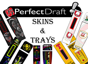 Perfect Draft Magnetic Skins & Trays