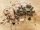 Lot of Futaba and other RC car receivers and servos