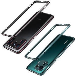 Slim Metall Aluminium Bumper Case Hart Handy Hülle Für Xiaomi Mi 11 Ultra Pro