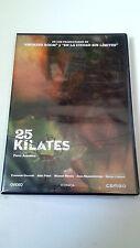 "DVD ""25 KILATES"" COMO NUEVA AIDA FOLCH FRANCESC GARRIDO PATXI AMEZCUA"