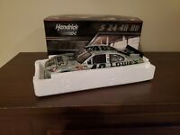 JIMMIE JOHNSON #48 2012 LOWES CORTEZ SILVER 1/24 SCALE NEW FREE SHIPPING