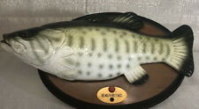 New listing Big Mouth Billy Bass Mostly Working (Parts Or Repair)