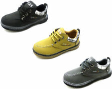 Unbranded Faux Suede Shoes for Boys
