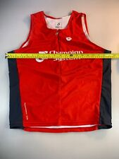 Champion System Womens Performance Link Tri Triathlon Top 2Xl Xxl (6545-3)
