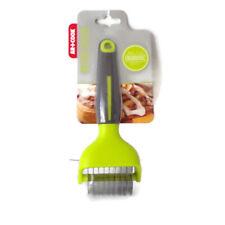 Art & Cook Pastry Cutter Ergonomic Handle Green/Grey