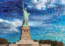 Schmidt Charis Tsevis: New York Jigsaw Puzzle (1000 Pieces)