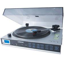 Lenoxx Electronics TT650 Turntable with Radio