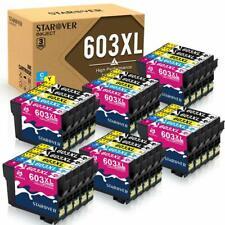 Druckerpatronen Set für Epson 603 XL XP2100 XP3100 XP4100 WF2810 WF2830 WF2850