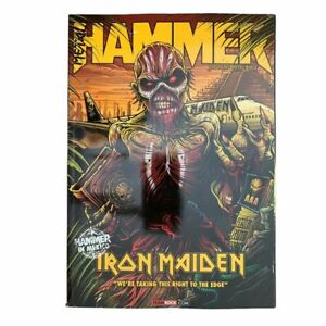 Metal Hammer Issue 282 - Iron Maiden Deftones, Steel Panther, Chthonic
