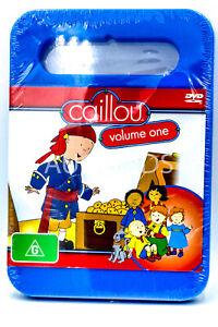 Caillou Volume 1 -Kids DVD Series Rare Aus Stock New