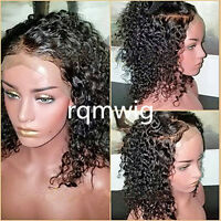 Brazilian Full Lace Wigs With Baby Hair Glueless Lace Front Wig Human Hair Curly