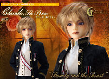Volks HTDP Osaka 7 Super Dollfie SD17 Claude, The Prince Beauty and The Beast
