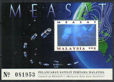 Malaysia Stamp - Launch of Measat Stamp - NH