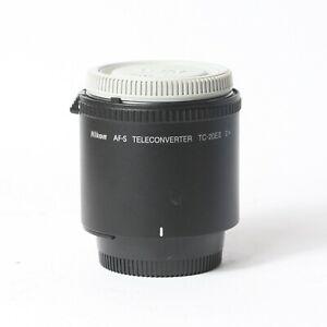Nikon TC-201E II 2x Teleconverter - FAULTY